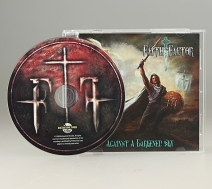 CD FAITH FACTOR - Against A Darkened Sky