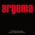 DVD + CD Argema - Live