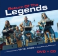 CD+DVD Return Of The Legends